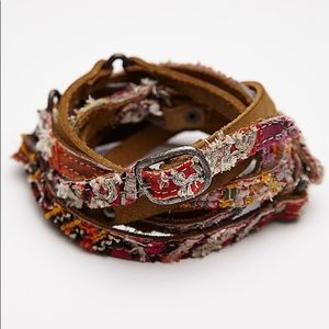 Free People Tapestry belt